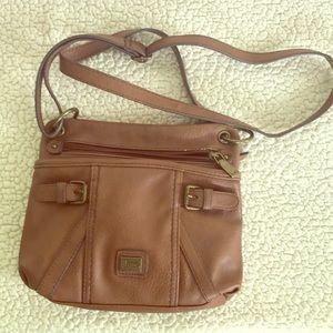 BOC BORN brown crossbody bag